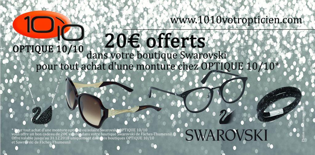 Swarovski 2017 OPTIQUE 10/10